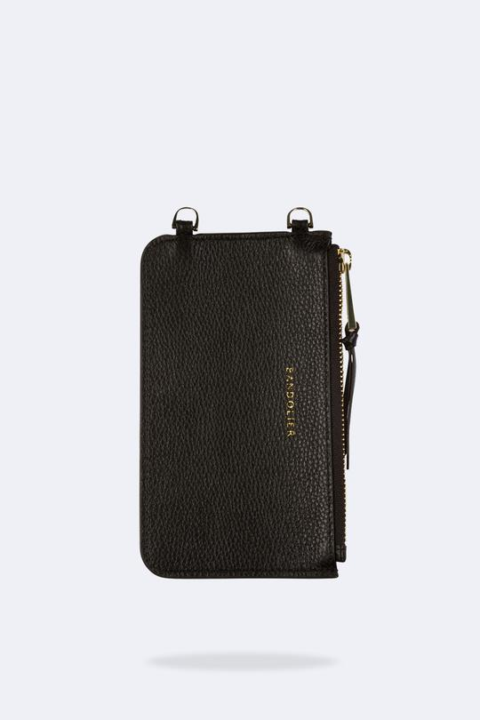 Classic Zip Pouch black/ gold OS