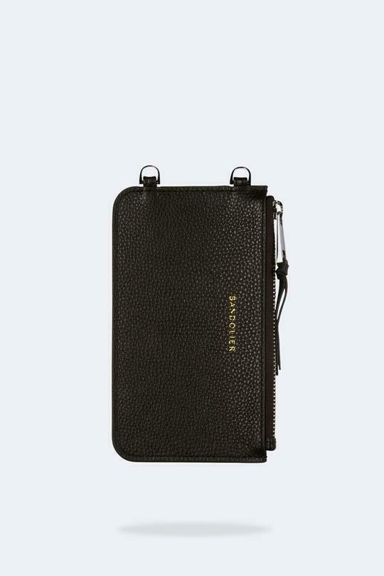 Classic Zip Pouch black/ black-pewter OS