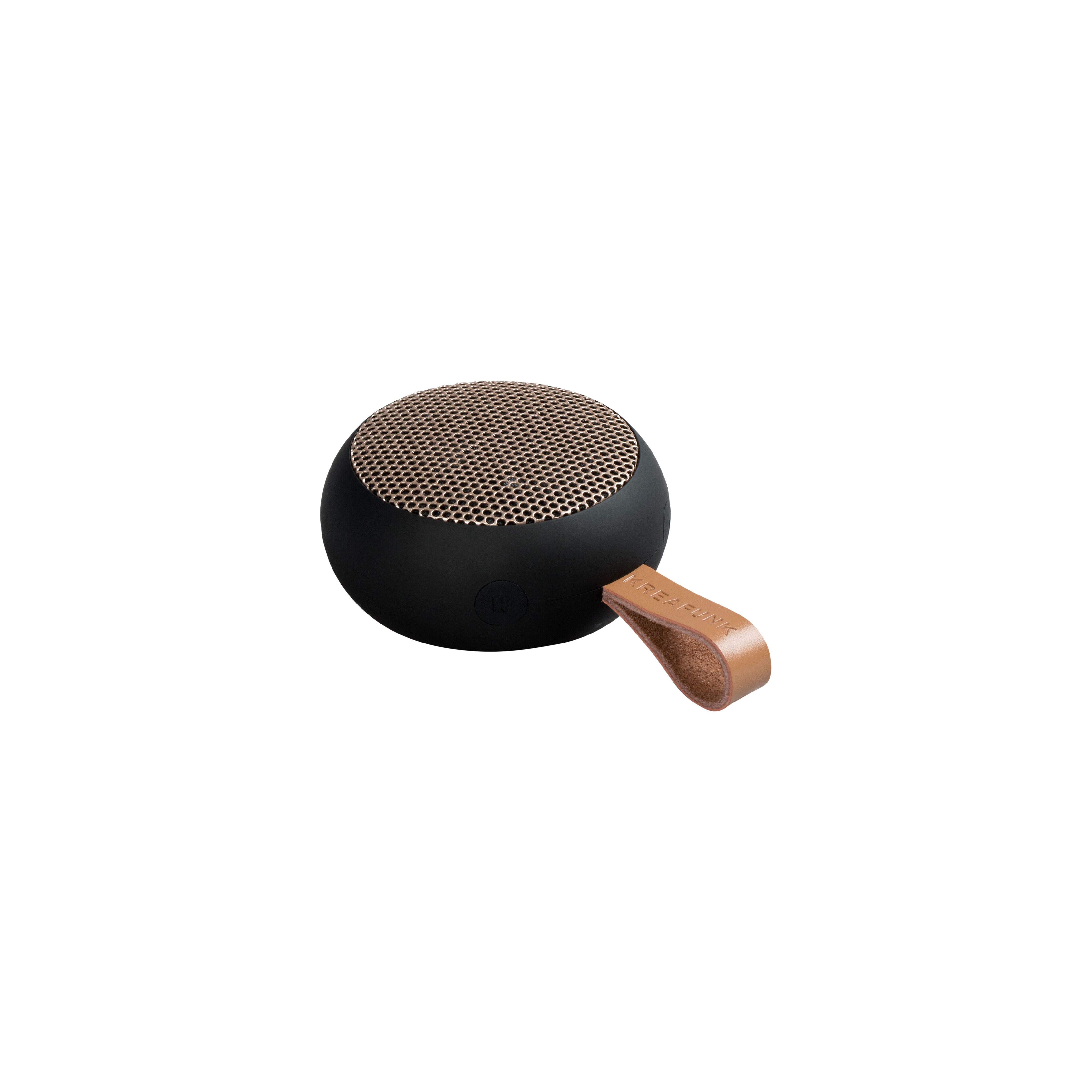aGO Bluetooth Lautsprecher black-rose gold